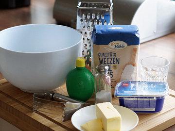 Быстрое слоеное тесто для пирога 1