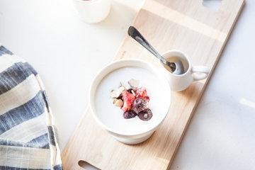 Домашний йогурт легко сделать дома