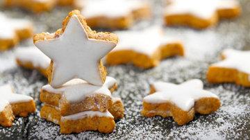 Королевское печенье с корицей