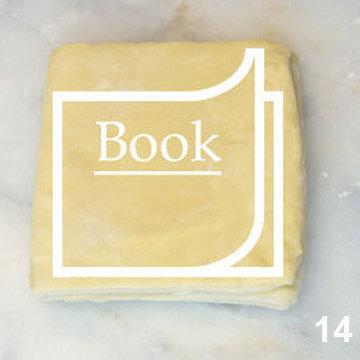 Мастер класс Перевернутое слоеное тесто для печенья Arlett 14