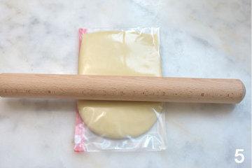 Мастер класс Перевернутое слоеное тесто для печенья Arlett 5