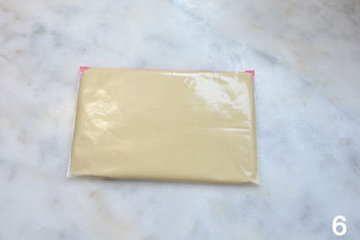 Мастер класс Перевернутое слоеное тесто для печенья Arlett 6