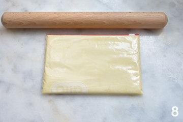 Мастер класс Перевернутое слоеное тесто для печенья Arlett 8