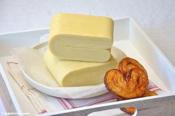 Мастер класс Перевернутое слоеное тесто для печенья Arlett
