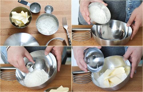 Мастер класс Рецепт теста для пирогов 1