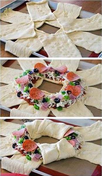 Пирог с начинкой 1