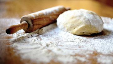 нежное дрожжевое тесто для пирогов