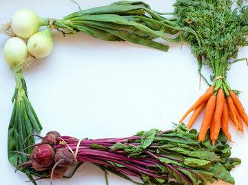 Вареники с начинкой из овощей