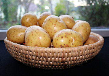 Вареники с начинкой с картошкой