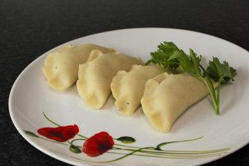 Рецепт вареников с начинкой с картофелем и сыром