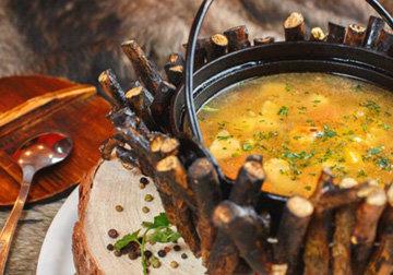 Степной суп