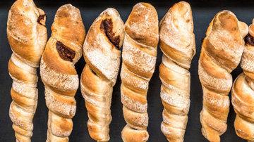 Хлеб на костре основной рецепт