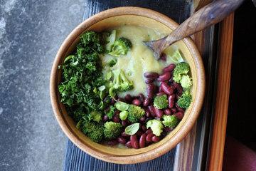 7. Суп овощной