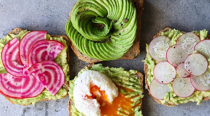 Slider Рецепты бутербродов