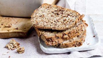 Хлеб из льняного семени