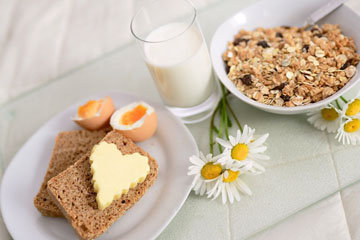 рецепты на завтрак