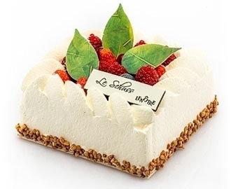 Gaston Lenôtre. Торт