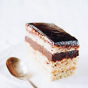 Gaston Lenôtre. торт «Опера»