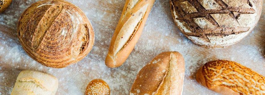 Slider Как испечь хлеб