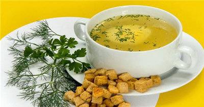 Лечебное питание. Как варить бульон для диетических рецептов
