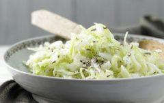 Салат из капусты рецепт диетический