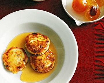 Сырники по-киевски - диетический рецепт