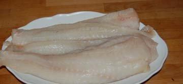 Минтай для котлетной рыбной массы