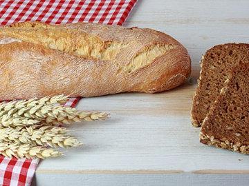 Хлеб преимущественно домашний