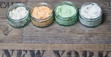 Дип к цветной капусте и брокколи