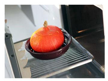 Запекать в духовке при 200°C