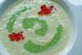 Рецепты для похудения. Диетический суп пюре из брокколи и цветной капусты