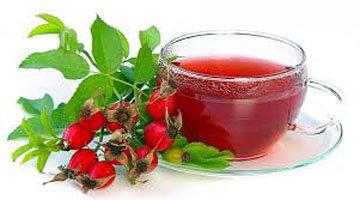 Oтвары шиповника - источник витамина С