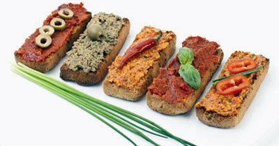 Бутерброды рецепты с сыром