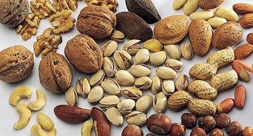 Орехи - полезный и здоровый перекус