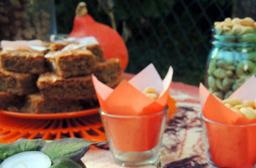 Пирог с орехами - вкусно и полезно