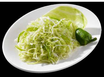 Салат из капусты белокочанной