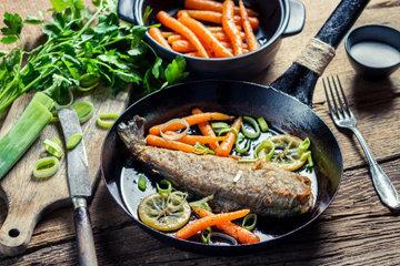 Рыба - это вкусно и полезно