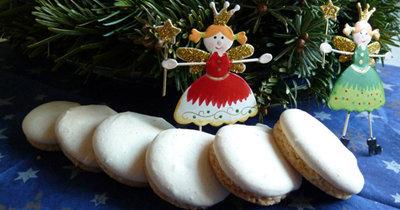 Рожденственско - новогоднее печенье с анисом, немецкий семейный рецепт