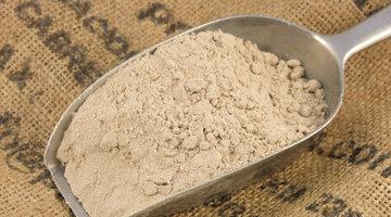 Зерно teff используется в виде муки