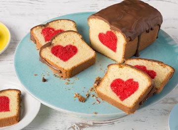 Как испечь пирог ко Дню св. Валентина