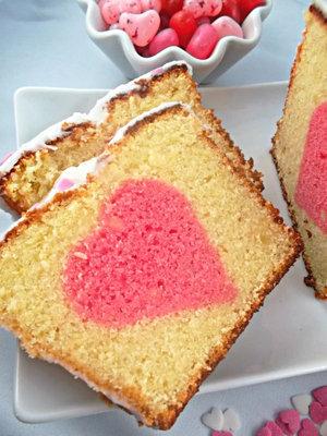 Как испечь пирог с сердцем