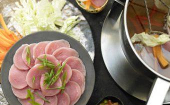 Как приготовить фондю с мясом по-азиатски