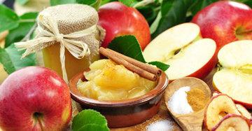 Яблочный МУСС к драникам