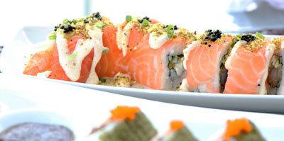 Праздник 8 Марта. Рецепты роллов и суши