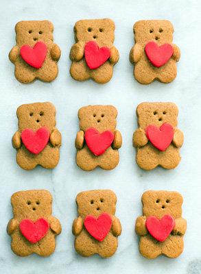 Простой рецепт печенья, но какой красивый