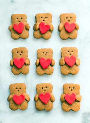 Такой простой простой рецепт печенья украсит праздник