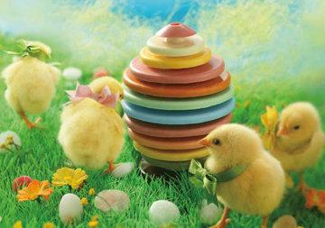 Домашнее песочное печенье Пасхальное яйцо