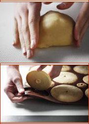 Как приготовить домашнее песочное печенье