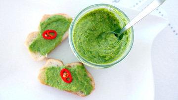 Как приготовить соус зеленый