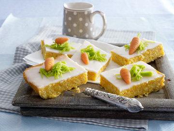 Морковный торт - рецепт в котором хорошо прятать витамины